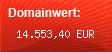 Domainbewertung - Domain www.knuddels.de bei Domainwert24.net