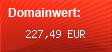 Domainbewertung - Domain www.erotiktopliste.supersternchen.de.de bei Domainwert24.net