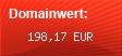 Domainbewertung - Domain www.gutschein-depot.de bei Domainwert24.net