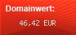 Domainbewertung - Domain www.frontpage-templates.nl bei Domainwert24.net