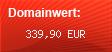 Domainbewertung - Domain www.n-ews.de bei Domainwert24.net