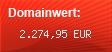 Domainbewertung - Domain www.ferienbauernhof.com bei Domainwert24.net