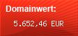 Domainbewertung - Domain www.werksieben.com.com bei Domainwert24.net